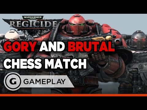 Warhammer 40 000: Inquisitor - Martyr with lucky patcher