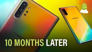 Samsung Galaxy Note 10, revisi…