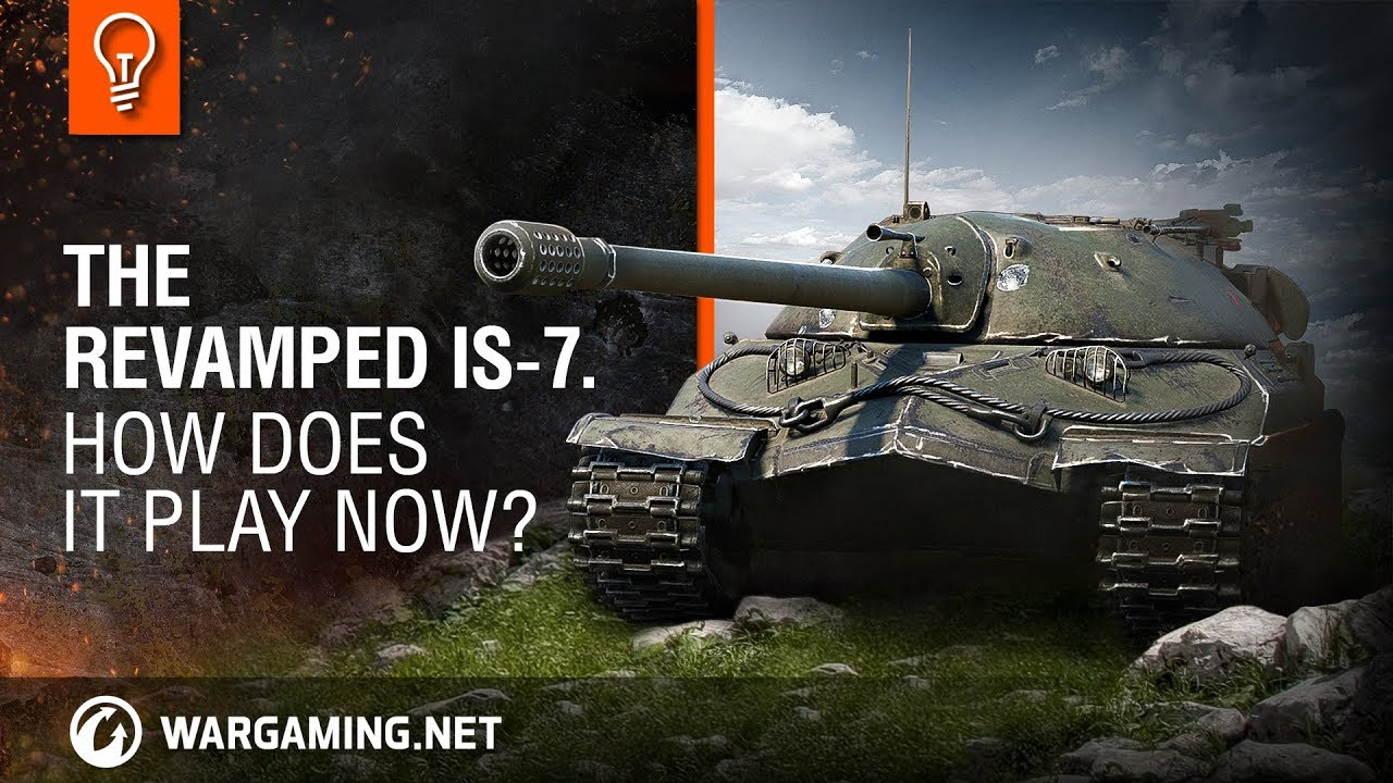 World of Tanks – The Revamped IS-7. How Does It Play Now?