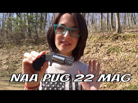 North American Arms Pug 22 Mag Overview