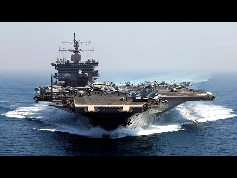 Top 10 Aircraft Carriers in the World||TOP 10 World AIRCRAFT CARRIERS  2016