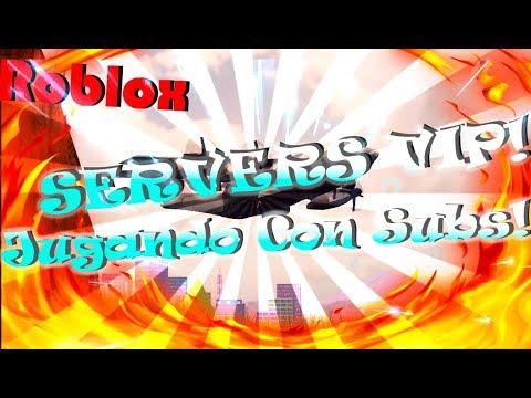 JUGANDO CON SUSCRIPTORES SERVERS VIP! (Jailbreak,strucid,Arsenal,Ninja Legends,Murder Mystery y mas!
