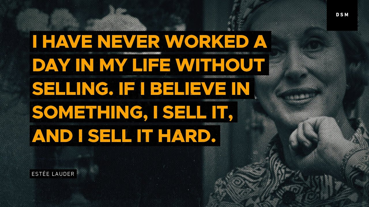 never worked a day in my life quote