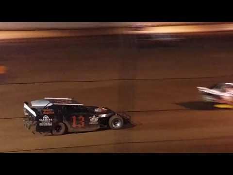 Thunder raceway X-mod main 6-30-16