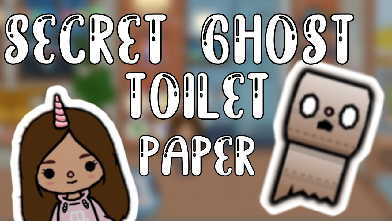 How to get the secret ghost toilet paper in The VVU University
