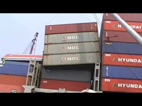 Discharge Collapse Container