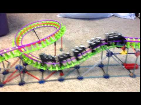 K'nex Roller Coaster ShockCharge