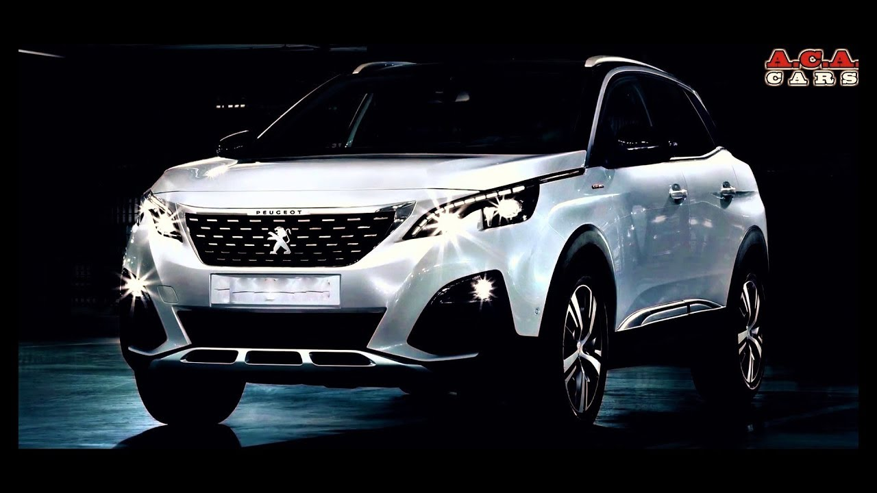 New 2019 Peugeot 3008 Gt Line Sport Exterior And Interior Full Hd