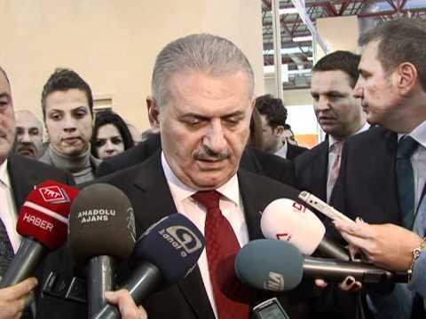 2.Eurasia Rail 2012 | NTV Haberi