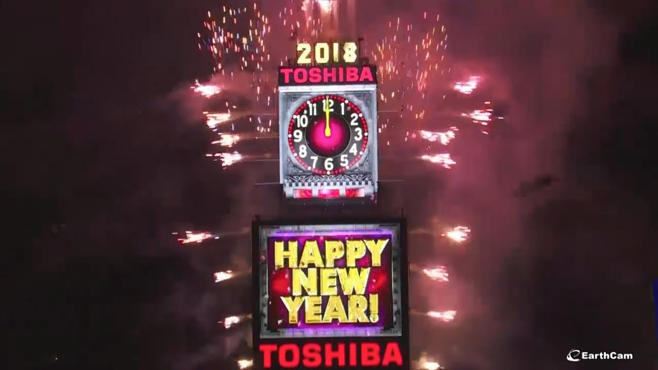 New Years Eve 2018 Times Square