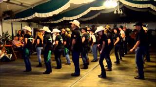 Chattahoochee Linedance Line Dance ULINE am 14.08.2015