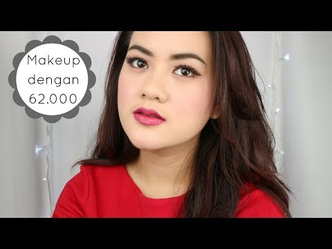 UNDER 75K MAKEUP CHALLENGE - Di Kulit Acne Prone Skin