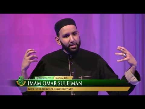 Faith As A Source of Happiness by Omar Suleiman  ICNA-MAS Convention