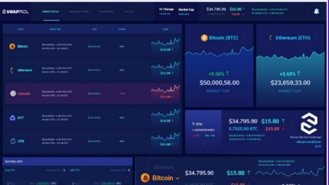 software de negociação de arbitragem de criptomoedas mercado bitcoin valor economico
