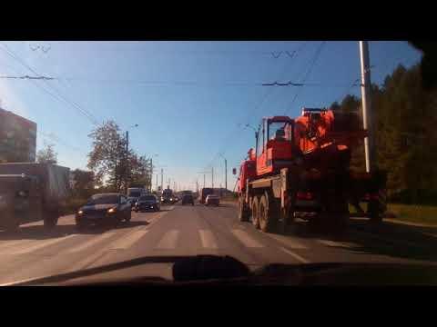 Поездка от Иваново через кохму в шую.