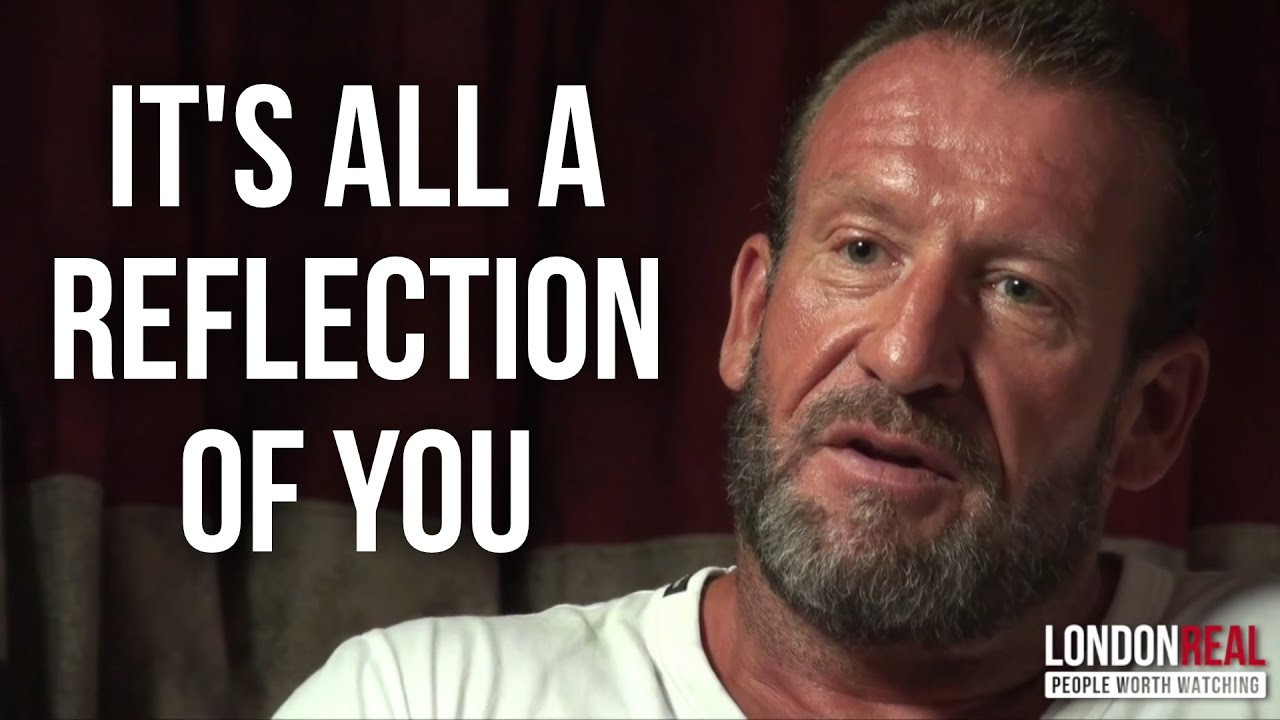 Download CHANGE YOURSELF TO CHANGE THE WORLD | Dorian Yates on London Real