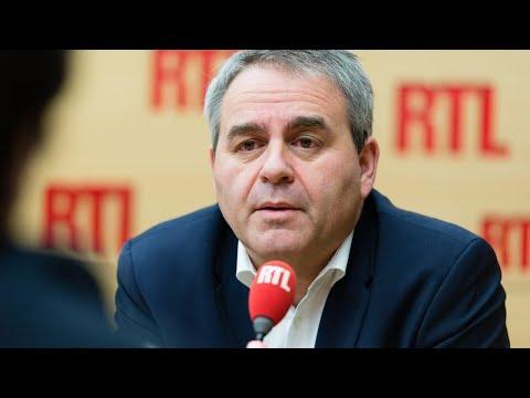"""La loi asile et immigration """"va dans la bonne direction"""", estime Xavier Bertrand"""
