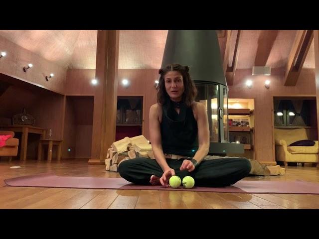 Миофасциална ин йога за освобождаване от болка и нервно напрежение