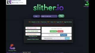 Como Tener  Bots en Slither.io+Skins Super Coooles