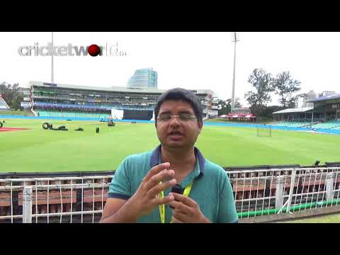 Cricket World TV - South Africa v India ODI Series Preview LIVE from Kingsmead Stadium