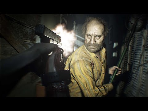 Resident Evil 7 New Game Madhouse No Damage