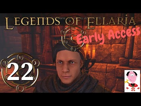 Walk This Way - Legends of Ellaria - Early Access - E22 -  review mini map