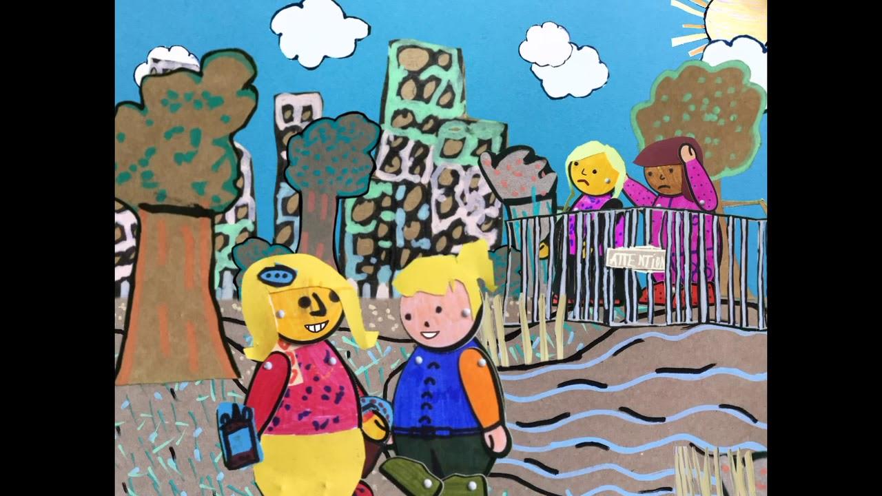 Un dessin animé pour fêter les 30 ans des droits de l'enfants