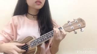Hướng dẫn Ukulele - Và khi tôi hát (Cảm ơn Sensei OST)