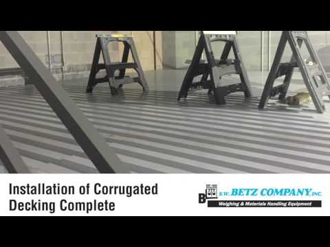 SW Betz Mezzanine Installation