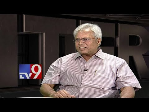 Undavalli Arun Kumar In Encounter With Murali Krishna || TV9