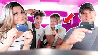 Letting The Cashier Decide Who Pays For The Date And The Car Behind Us | The LeRoys