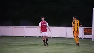 Droitwich Spa Football Club vs Stourport - Conor Collins Penalty