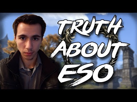 THE TRUTH ABOUT ESO (Elder Scrolls Online)