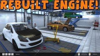 Car Mechanic Simulator 2014 | Rebuilt Engine!