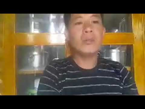 Laten Sherpa - Message to Sikkimese People