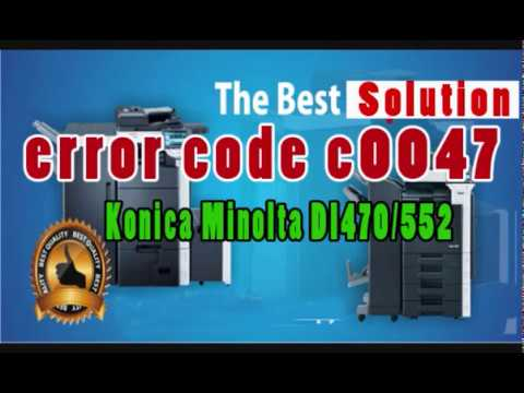 KONICA MINOLTA DI470 SCANNER DRIVERS FOR WINDOWS 7