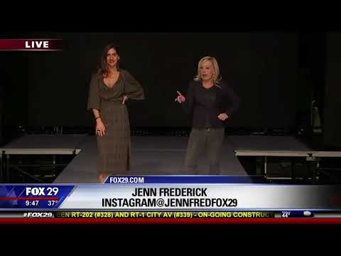 Philly Fashion week preview on Good Day Philadelphia