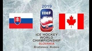 MS v hokeji 2019 SLOVENSKO - KANADA 5:6 RTVS-Komentár