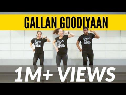 Gallan Goodiyaan | Dil Dhadakne Do | Bollywood Choreography