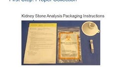 Accurate Kidney Stone Analysis [Hot Topic]