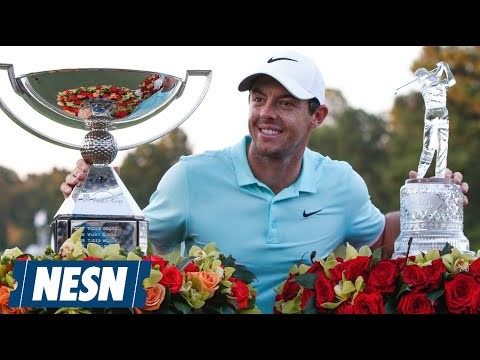 Rory McIlroy Wins Tour Championship, FedEx Cup