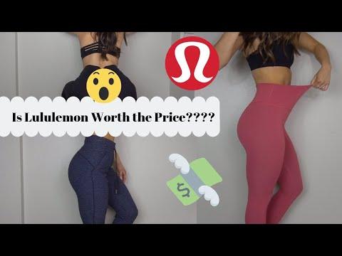 Is Lululemon Worth It??? | Top 5 Lululemon Pants