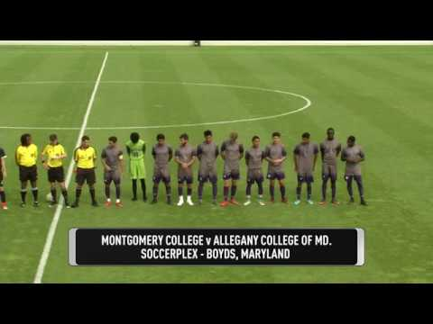 MC Men's Soccer v Allegany College of Maryland Highlights