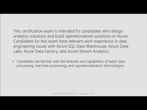 Perform Big Data Engineering on Microsoft Cloud Services