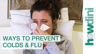 Top 5 Ways to Prevent the Flu this Season