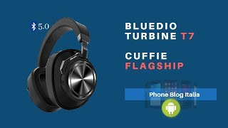 Bluedio T7 | Cuffie Bluetooth 5 | FLAGSHIP | Recensione PHONE BLOG ITALIA