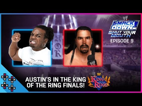 KING OF THE RING FINALS! - WWE Smackdown! Shut Your Mouth #9