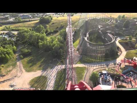 Mamba (On-Ride) Worlds of Fun