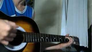 ánh trăng trẻ thơ cover guitar