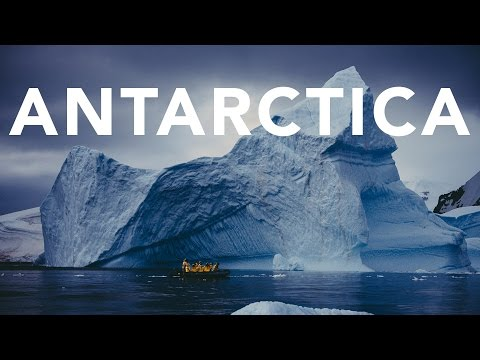 Antarctica with Quark Expeditions on the Ocean Diamond